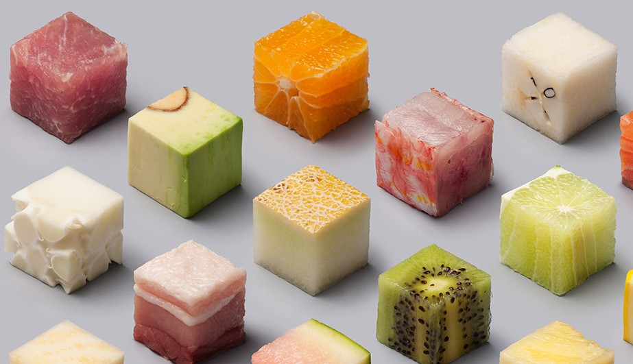 Food Cubes Test #1