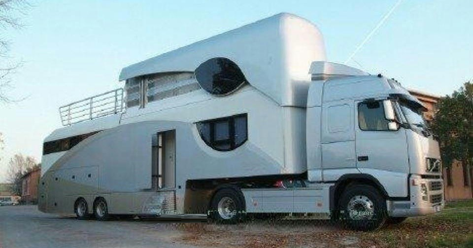 Double Decker RV