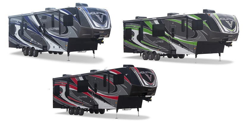 The Voltage Fifth Wheel