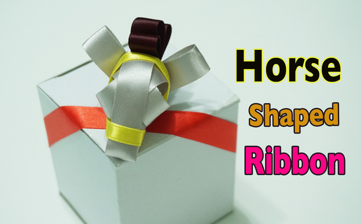 Horse Ribbon Tutorial